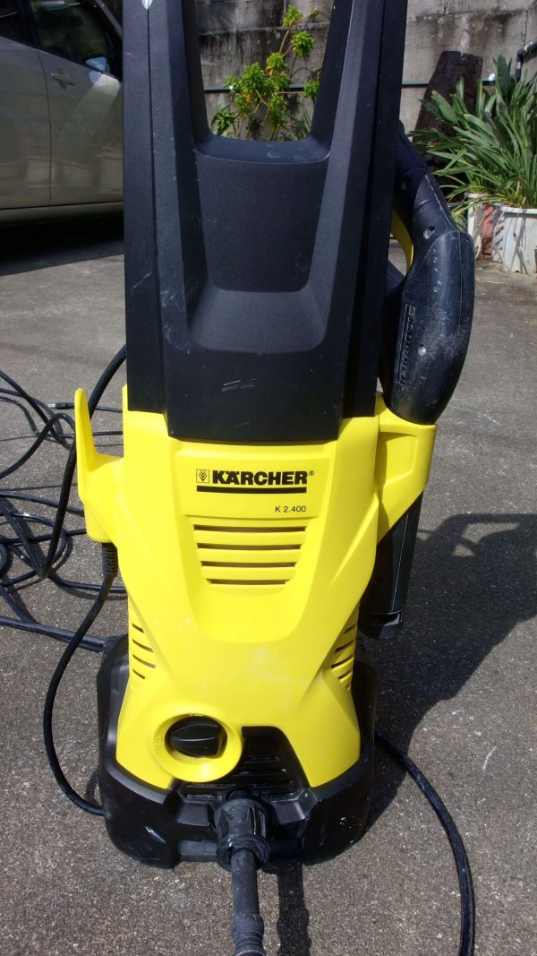 ケルヒャー高圧洗浄機/K2.400 ハイパワーコンパクト